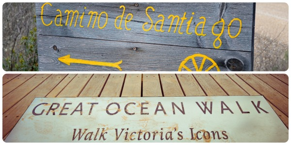 Special Camino Training walk on the GOW (March 20th – 22nd, 2015)
