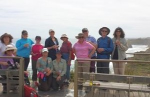 Great Ocean Walk For Wellness 2014