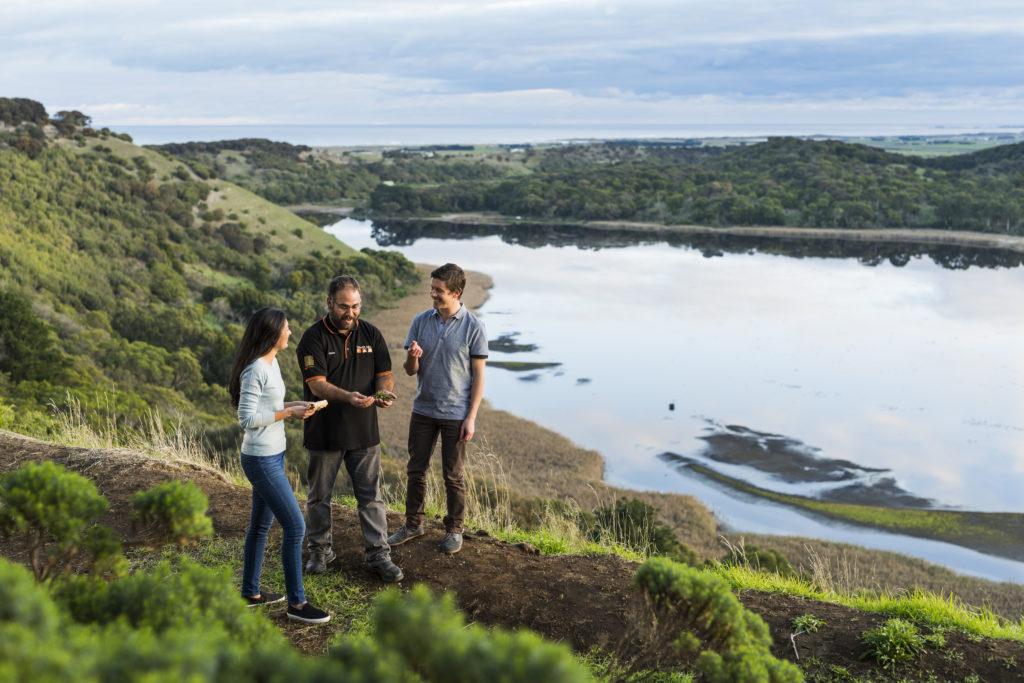 Great Ocean Walk Aboriginal Guide