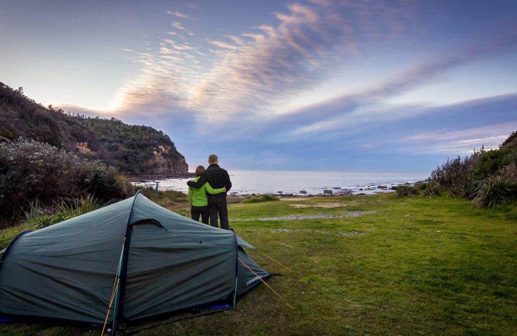 Great Ocean Walk Campsites