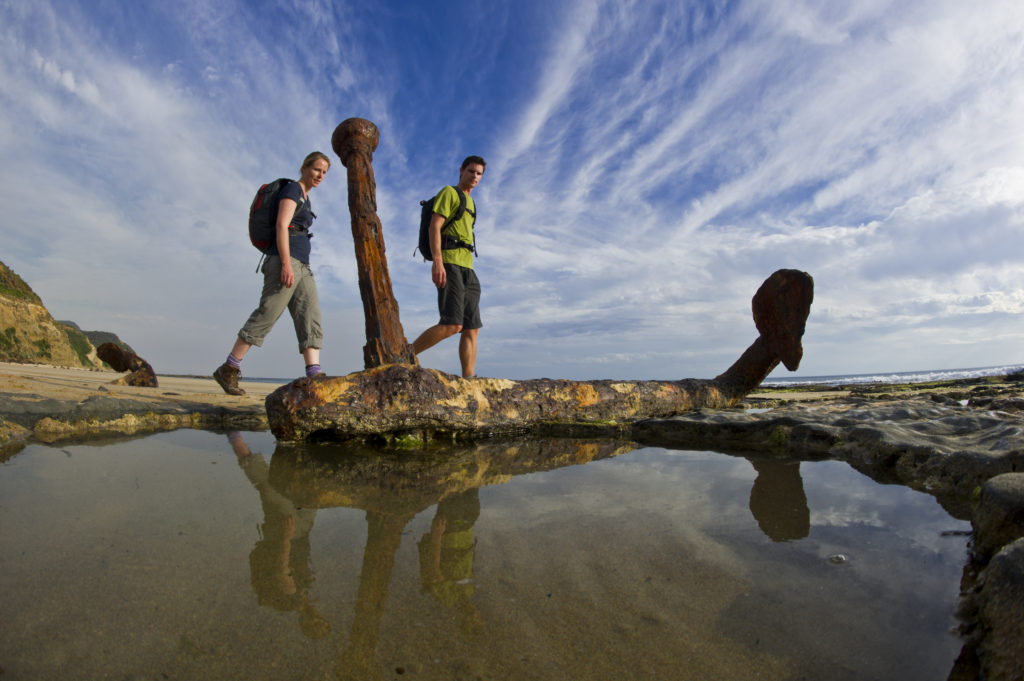 Great Ocean Walk History