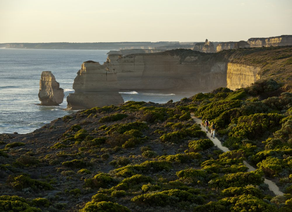 great ocean walk route